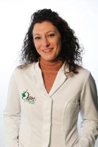 Cristina Magnaghi sorridente